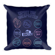 Big Brother Logo Mash Up Pillow | Official CBS Entertainment Store