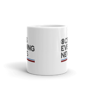 CBS News Evening News White Mug | Official CBS Entertainment Store