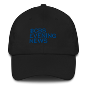 CBS News Evening News Logo Embroidered Hat | Official CBS Entertainment Store