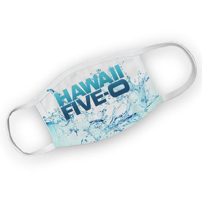 Hawaii-Five-0 Logo Washable Face Mask