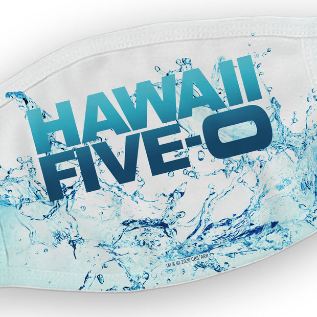 Hawaii-Five-0 Logo Washable Face Mask | Official CBS Entertainment Store