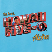 Hawaii Five-0 HI50-Aloha Adult Tank Top