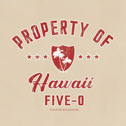Hawaii Five-0 Property of Hawaii Canvas Tote Bag | Official CBS Entertainment Store