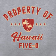 Hawaii Five-0 Property of Hawaii Fleece Crewneck Sweatshirt