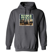 Hawaii Five-0 Cast Fleece Hooded Sweatshirt | Official CBS Entertainment Store