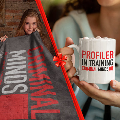Criminal Minds Fan Gift Wrapped Bundle | Official CBS Entertainment Store