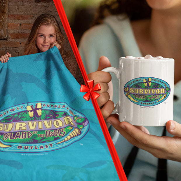 Survivor Season 39 Gift Wrapped Bundle | Official CBS Entertainment Store