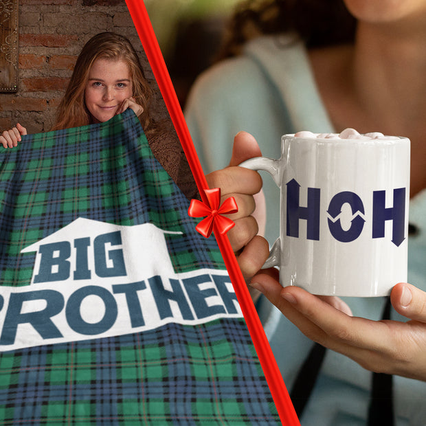 Big Brother HOH Gift Wrapped Bundle | Official CBS Entertainment Store
