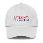 The Late Show with Stephen Colbert Embroidered Hat | Official CBS Entertainment Store