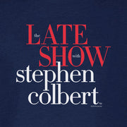 The Late Show with Stephn Colbert Logo Fleece Zip-Up Hooded Sweatshirt