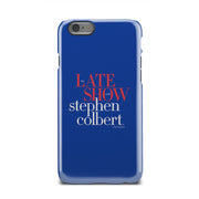 The Late Show with Stephen Colbert Tough Phone Case
