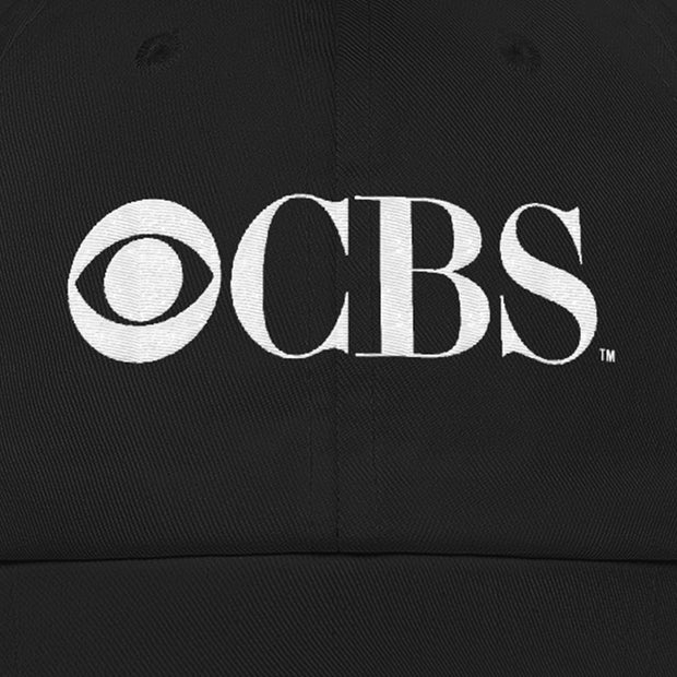 CBS Vintage Logo Embroidered Hat