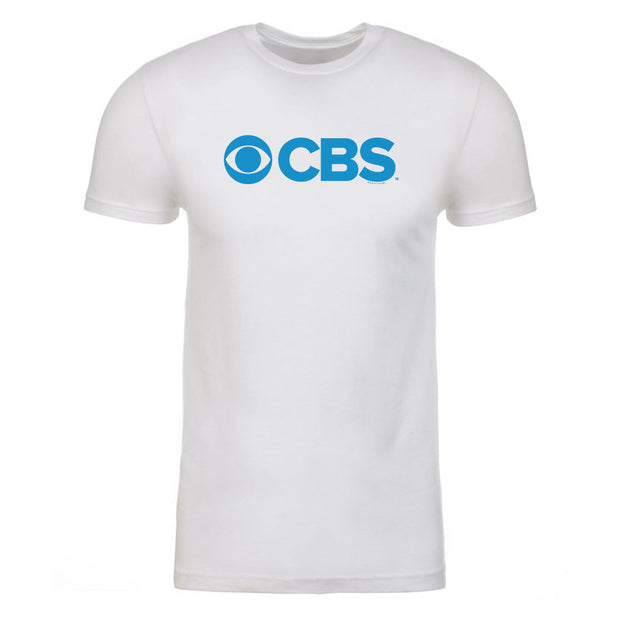 CBS Current Logo Adult Short Sleeve T-Shirt