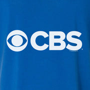 CBS Current Logo Women's Relaxed V-Neck T-Shirt