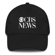 CBS News Vintage Logo Embroidered Hat
