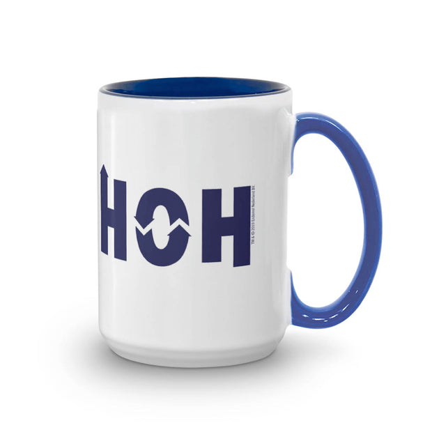 Big Brother Personalized HOH 15 oz Two-Tone Mug | Official CBS Entertainment Store