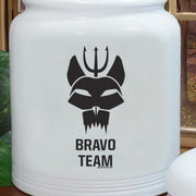 SEAL Team Team Bravo Treat Jar | Official CBS Entertainment Store