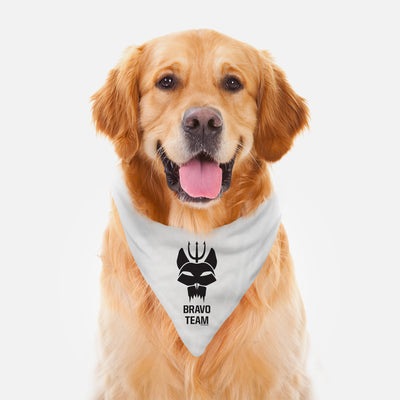 SEAL Team Team Bravo Pet Bandana