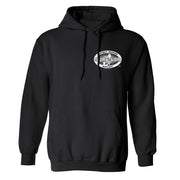 Survivor 40th Season Anniversary Logo Fleece Hooded Sweatshirt | Official CBS Entertainment Store