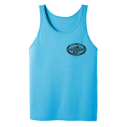 Survivor 40th Season Anniversary Logo Adult Tank Top | Official CBS Entertainment Store