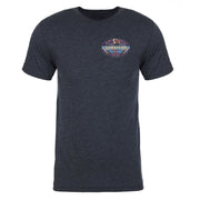 Survivor Season 40 Winners at War Elements Men's Tri-Blend T-Shirt