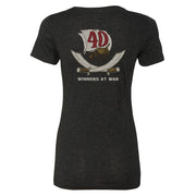 Survivor Season 40 Winners at War Elements Women's Tri-Blend T-Shirt