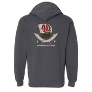 Survivor Survivor Season 40 Winners at War Elements Fleece Zip-Up Hooded Sweatshirt