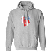 SEAL Team Bravo American Flag Fleece Hooded Sweatshirt | Official CBS Entertainment Store
