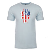 SEAL Team Bravo American Flag Adult Short Sleeve T-Shirt | Official CBS Entertainment Store