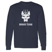 SEAL Team Bravo Team Adult Long Sleeve T-Shirt | Official CBS Entertainment Store