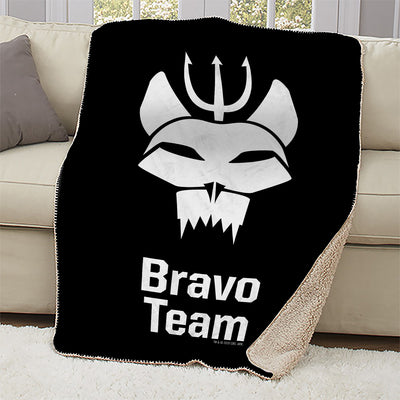 SEAL Team Bravo Team Sherpa Blanket