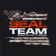 SEAL Team Logo Flag Men's Classic Short Sleeve T-Shirt