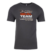 SEAL Team Logo Flag Men's Classic Short Sleeve T-Shirt | Official CBS Entertainment Store