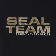 SEAL Team Camouflage Logo Adult Short Sleeve T-Shirt