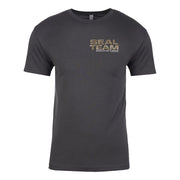 SEAL Team Camouflage Chest Logo Adult Short Sleeve T-Shirt | Official CBS Entertainment Store