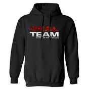 SEAL Team Stacked Logo Fleece Hooded Sweatshirt
