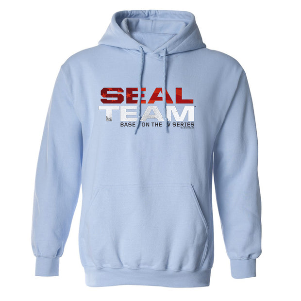 SEAL Team Stacked Logo Fleece Hooded Sweatshirt | Official CBS Entertainment Store