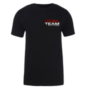 SEAL Team Stacked Logo Chest Adult Short Sleeve T-Shirt