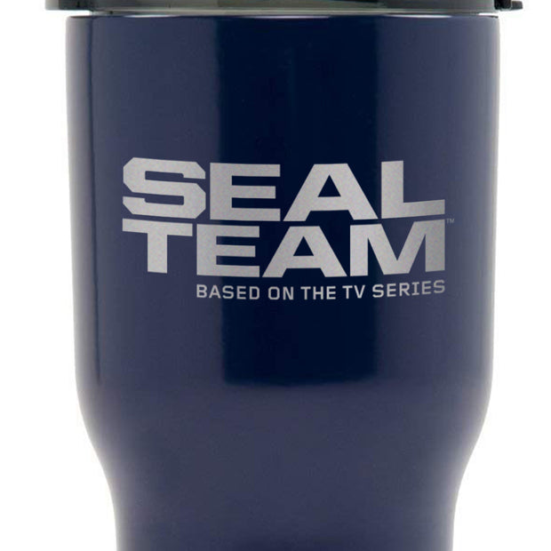 SEAL Team Logo 30 oz RTIC Tumbler | Official CBS Entertainment Store