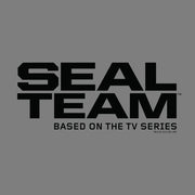"SEAL Team Logo Sherpa Blanket - 50"" x 60"" 