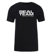 SEAL Team Logo Adult Short Sleeve T-Shirt | Official CBS Entertainment Store