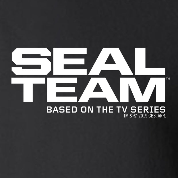 SEAL Team Logo Fleece Zip-Up Hooded Sweatshirt