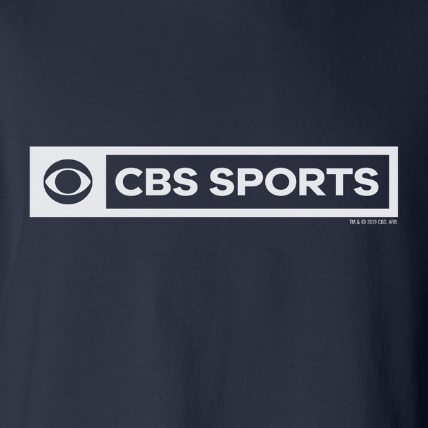 CBS Sports Logo Fleece Hooded Sweatshirt
