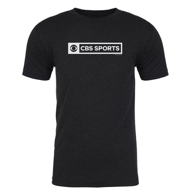 CBS Sports Logo Men's Tri-Blend T-Shirt