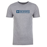 CBS Sports Logo Men's Tri-Blend T-Shirt | Official CBS Entertainment Store