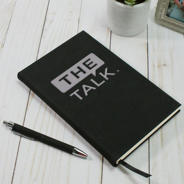 The Talk Logo Notebook | Official CBS Entertainment Store