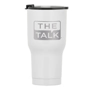 The Talk Logo 30 oz RTIC Tumbler | Official CBS Entertainment Store