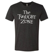 The Twilight Zone Logo Men's Tri-Blend T-Shirt