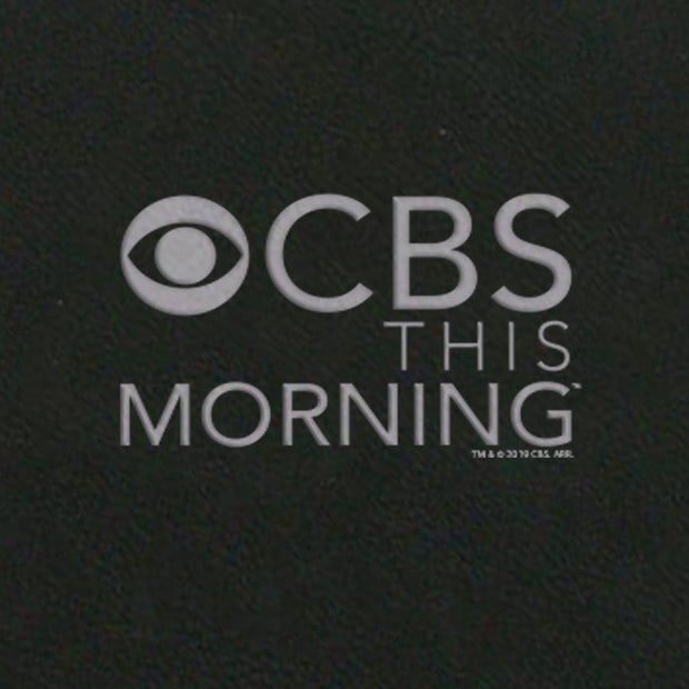 CBS News This Morning Logo Journal | Official CBS Entertainment Store
