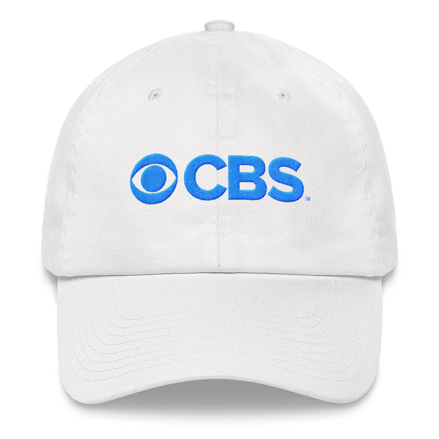 CBS Current Logo Embroidered Hat | Official CBS Entertainment Store